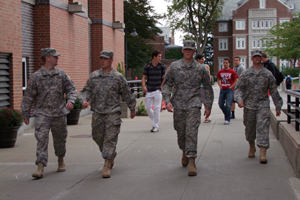 Army ROTC at WPI