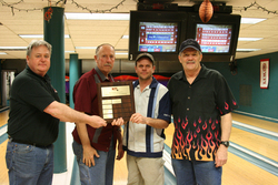 HVAC Bowling Team