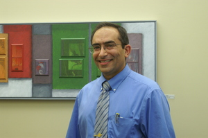 Dr. Stephen Bitar, Adjunct Instructor, Electrical & Computer Engineering