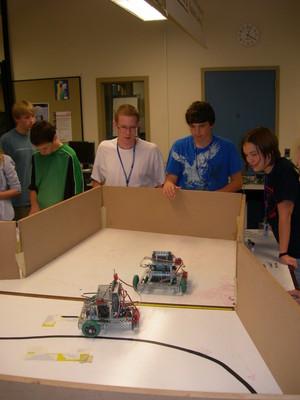 WPI Robotics Lab