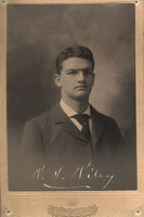R. Sanford Riley, graduation portrait