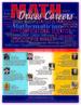 Math Awareness 2015 Poster