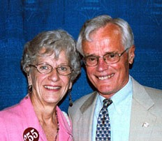 Barbara and Peter Horstmann