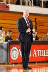Men's Coach Chris Bartley