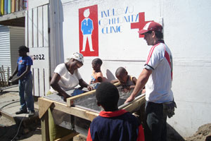 WPI students designed a sustainable laundry facility in Cape Town, South Africa.
