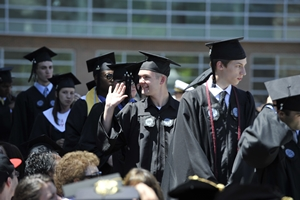 Nearly 1,200 degrees will be awarded at WPI's 145th Commencement.