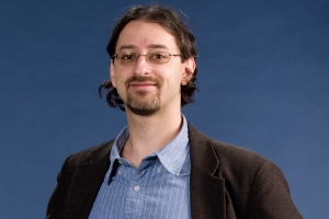 Erkan Tüzel, assistant professor of physics