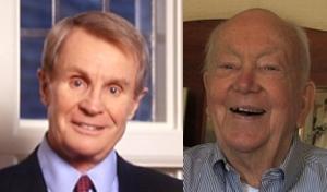 John Nelson, left, and William Densmore