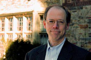 WPI professor Peter Hansen
