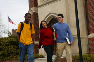 The Fiske Guide hails WPI's approach to undergraduate education.