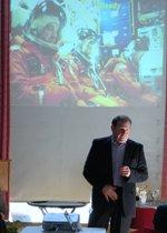 Al Sacco describes his Spacelab mission.