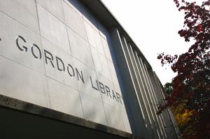 Gordon Library
