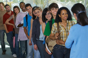 college applicants