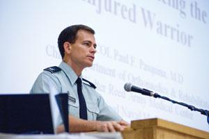 Col. Paul Pasquina