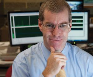 Neil Heffernan, associate professor of computer science, is the creator of ASSISTments.