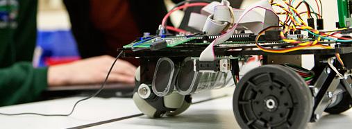 college robotics research