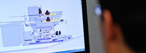 college robotics project