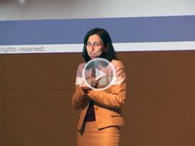Patricia Florissi video presentation