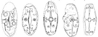 ... celtic shield origin la tene celtic culture materials wood or other